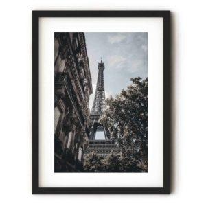 Poster Eiffeltoren