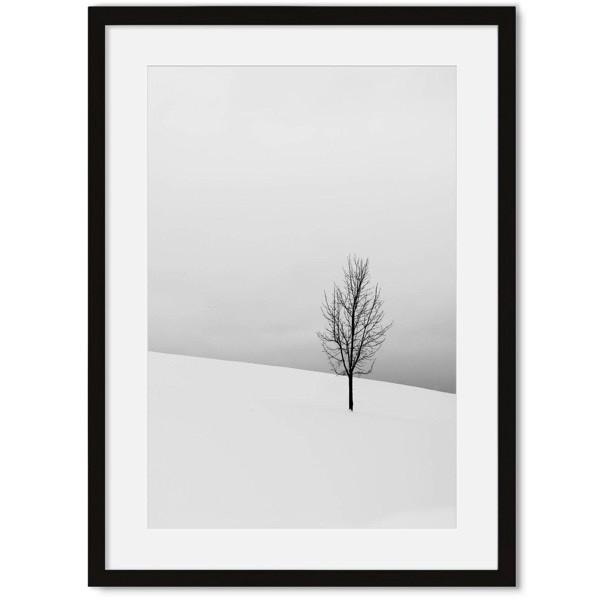 Poster sneeuw
