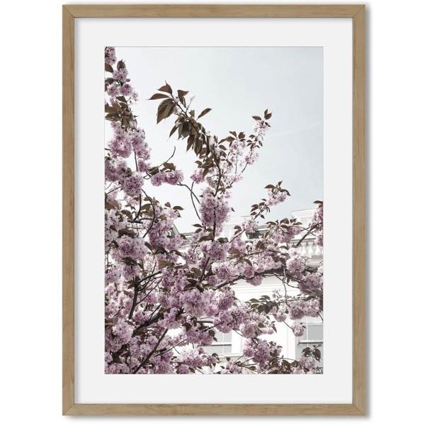 poster van bloemen