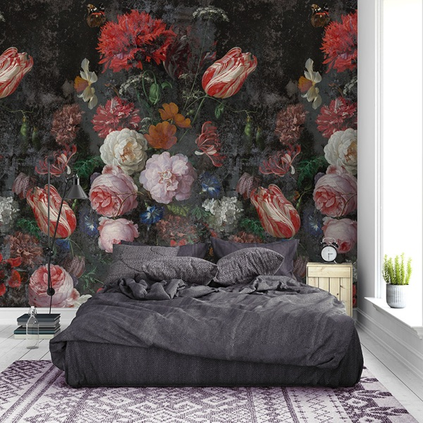 Interieur Trend Bloemen Behang Voor Elk Interieur Muurmooi Nl
