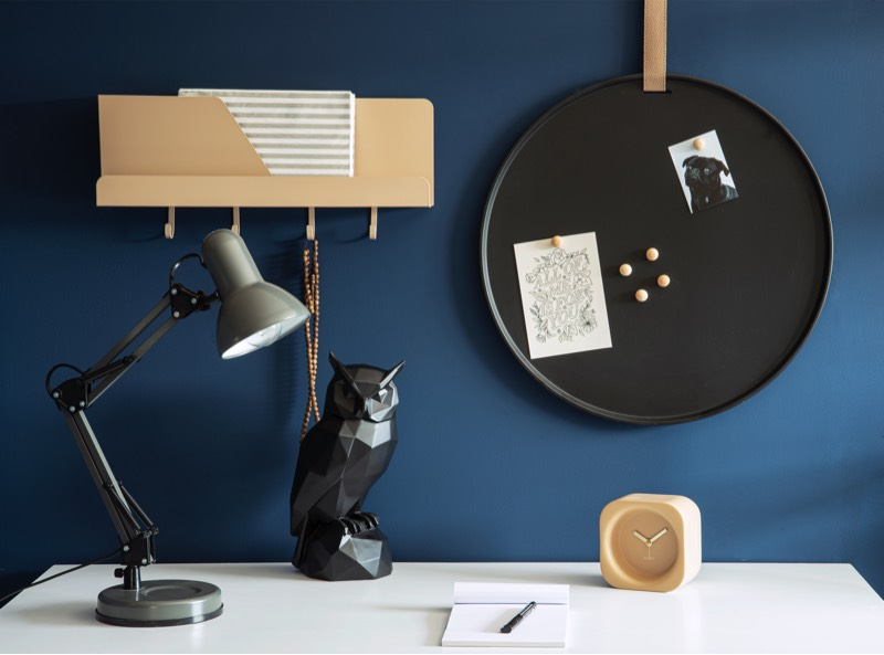 Magneetbord rond