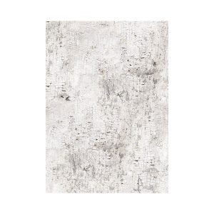 Wit stenen muur behang