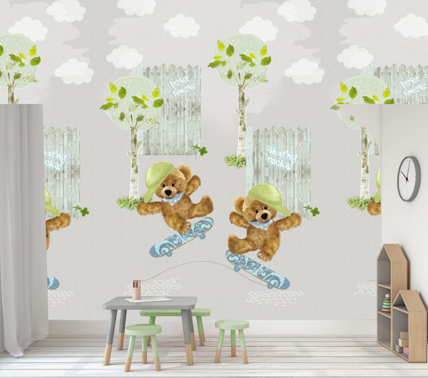 beertjes behang