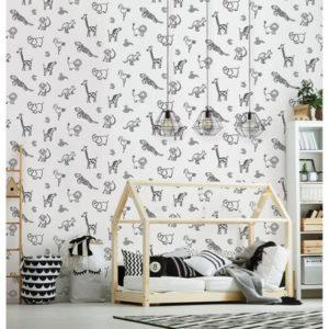 Safari behang