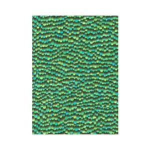 veren groen behang