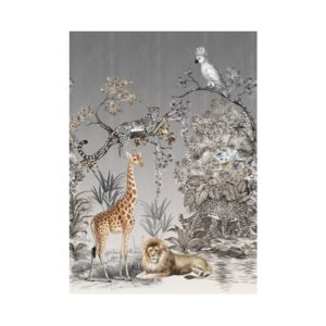 Jungle behang 12049