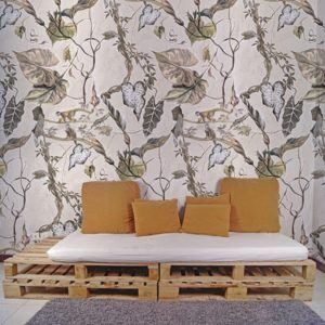 Jungle behang 944