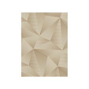 Grafisch driehoeken behang 1