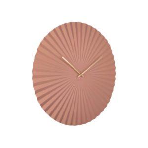 Wandklok Karlsson Sensu roze 40 cm