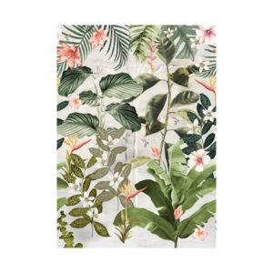 Behang groen bladeren-2